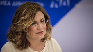 Βόμβα στον ΣΚΑΪ: «Η δημοκρατία, η πολυφωνία και η ελευθεροτυπία δεν φιμώνονται» λέει η Σπυράκη