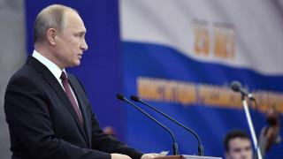 Ο Πούτιν κηρύσσει πόλεμο στη ραπ: «Ή θα τη σταματήσουμε, ή θα την ελέγξουμε»