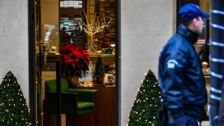 Συναγερμός στο κέντρο της Αθήνας: Ένοπλη ληστεία στη Βουκουρεστίου