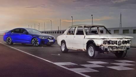 Αυτοκίνητο: Η 530 MLE είναι η πρόγονος των μοντέλων Μ της BMW και εξελίχθηκε στη Νότιο Αφρική