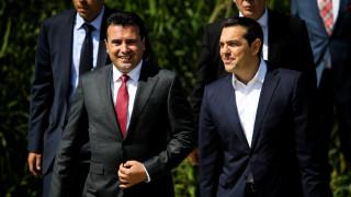 Υποψήφιοι για το επόμενο Νόμπελ Ειρήνης Τσίπρας και Ζάεφ;