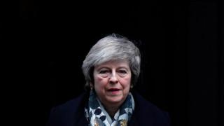 Μέι: Στο μέσο Ιανουαρίου η νέα ψηφοφορία στο κοινοβούλιο για το Brexit