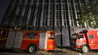 Φονική πυρκαγιά σε νοσοκομείο της Ινδίας: 6 νεκροί και πάνω από 100 τραυματίες