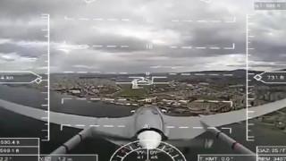 Τουρκικό drone που «θα ενοχλήσει την Ελλάδα» πέταξε πάνω από τα Δαρδανέλια (vids)