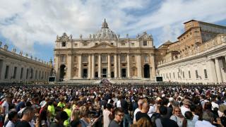 Συναγερμός στη Ρώμη: Τζιχαντιστής σχεδίαζε να ανατινάξει τη Βασιλική του Αγίου Πέτρου στο Βατικανό