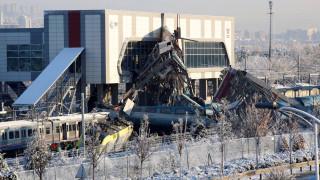Τουρκία: Προφυλακίστηκαν τρεις υπάλληλοι των τουρκικών σιδηροδρόμων για το δυστύχημα στην Άγκυρα
