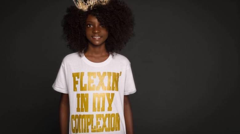 Kheris Rogers: Η 12χρονη που έχει τη δική της επιχείρηση και περνά το δικό της μήνυμα