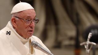 «Μην κατηγορείτε τους μετανάστες για τα πάντα»: Η συμβουλή του πάπα Φραγκίσκου στους πολιτικούς