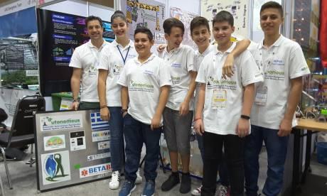Autonomous: Από Γαλάτσι στην Ταϊλάνδη με «όχημα» τη ρομποτική
