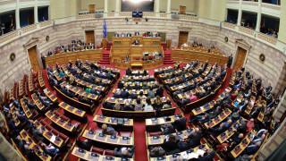 Βουλή: Ψηφίστηκε με 154 «ναι» ο προϋπολογισμός του 2019