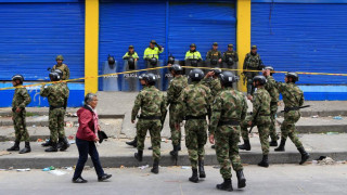 Δολοφονήθηκαν έξι άνδρες στην Κολομβία