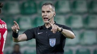 Super League: Θύμα ξυλοδαρμού Έλληνας διαιτητής