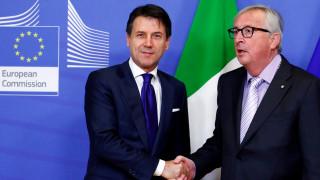 «Τεχνική συμφωνία» για τον ιταλικό προϋπολογισμό στις Βρυξέλλες