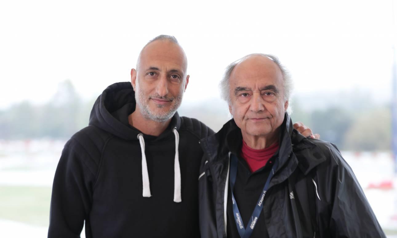Ιαβέρης & Ιαβέρης Jr: Όταν ο πατέρας δίνει ζωή στο γιο με ένα νεφρό