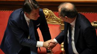 Συμφωνία ΕΕ-Ιταλίας για τον ιταλικό προϋπολογισμό
