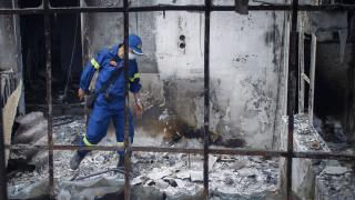 Λάρισα: Την βρήκαν απανθρακωμένη μέσα στο σπίτι της