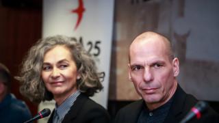 Βαρουφάκης: «Στρατιώτης» του ΜέΡΑ25 η ευρωβουλευτής Σοφία Σακοράφα