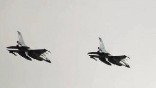 Τουρκικών προκλήσεων συνέχεια:  Υπερπτήσεις F-16 πάνω από το Καστελόριζο