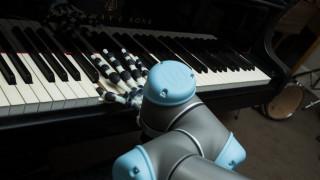 Το πρώτο ρομποτικό χέρι που παίζει πιάνο είναι γεγονός