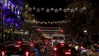 Τα οχήματα που απαγορεύεται να κυκλοφορούν κατά τις γιορτές στις εθνικές οδούς
