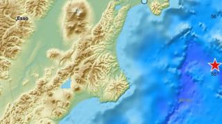 Ισχυρός σεισμός στην Καμτσάτκα της Ρωσίας και προειδοποίηση για τσουνάμι