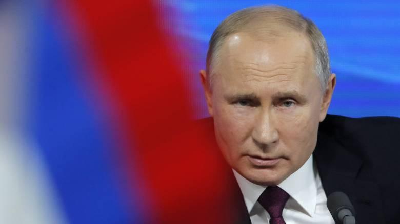 Οργή Πούτιν κατά Πατριάρχη Βαρθολομαίου: Θέλει να υποτάξει την ουκρανική Εκκλησία