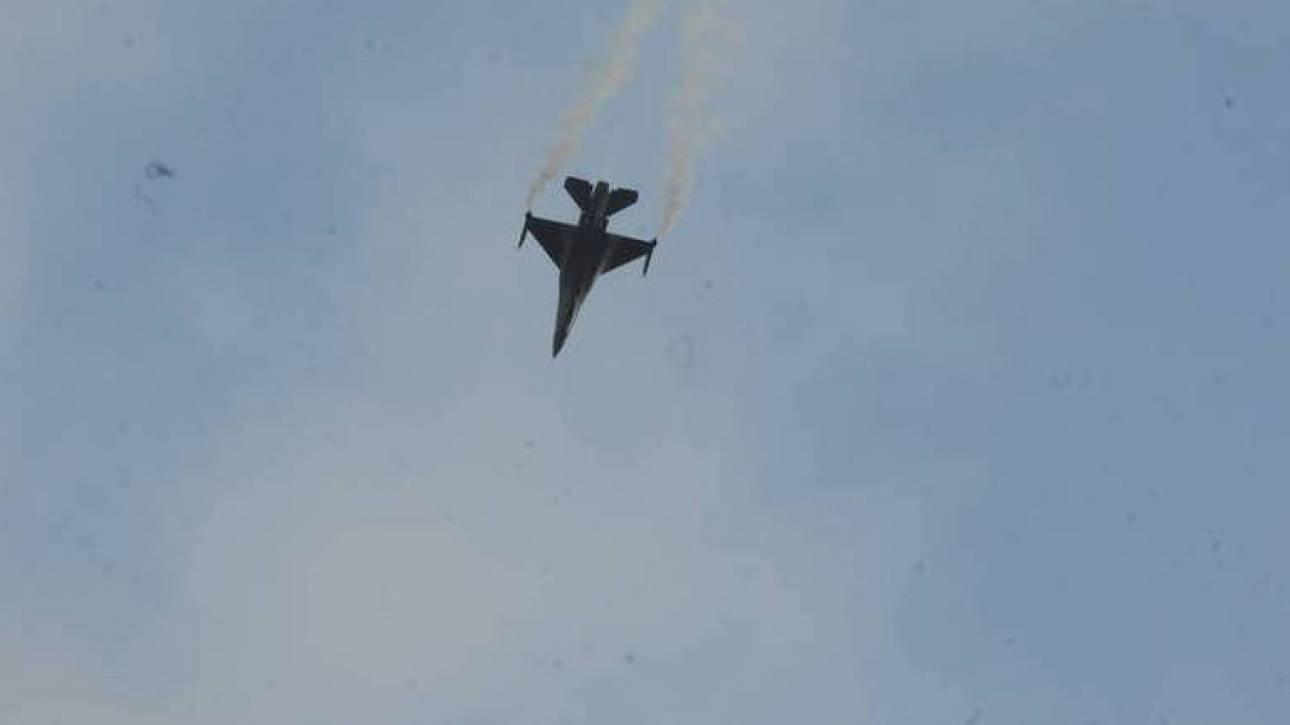 Έξι εικονικές αερομαχίες και 110 τουρκικές παραβιάσεις στο Αιγαίο