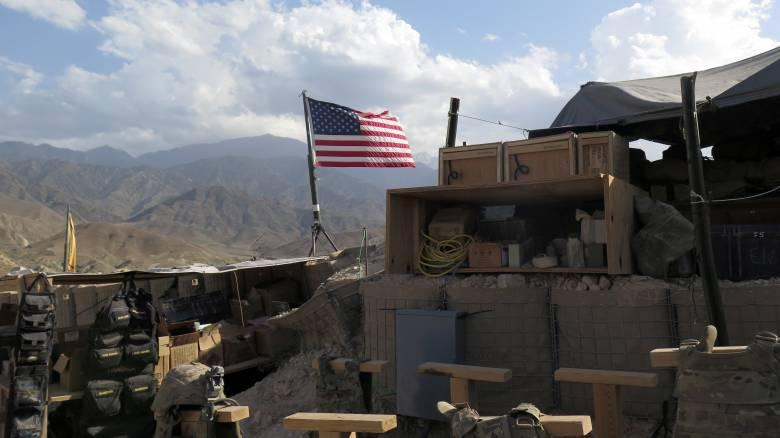 Οι ΗΠΑ θα αποσύρουν μεγάλο μέρος της αμερικανικής στρατιωτικής δύναμης στο Αφγανιστάν