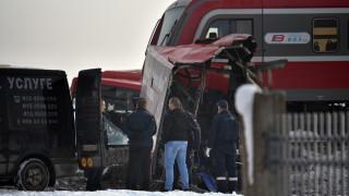 Σερβία: Φονική σύγκρουση τρένου με λεωφορείο - Πέντε νεκροί