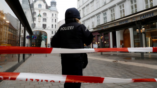 Πυροβολισμοί στο κέντρο της Βιέννης: Ένας νεκρός και ένας τραυματίας