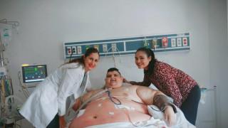 Ο παχύτερος άνθρωπος του κόσμου έχασε... 300 κιλά