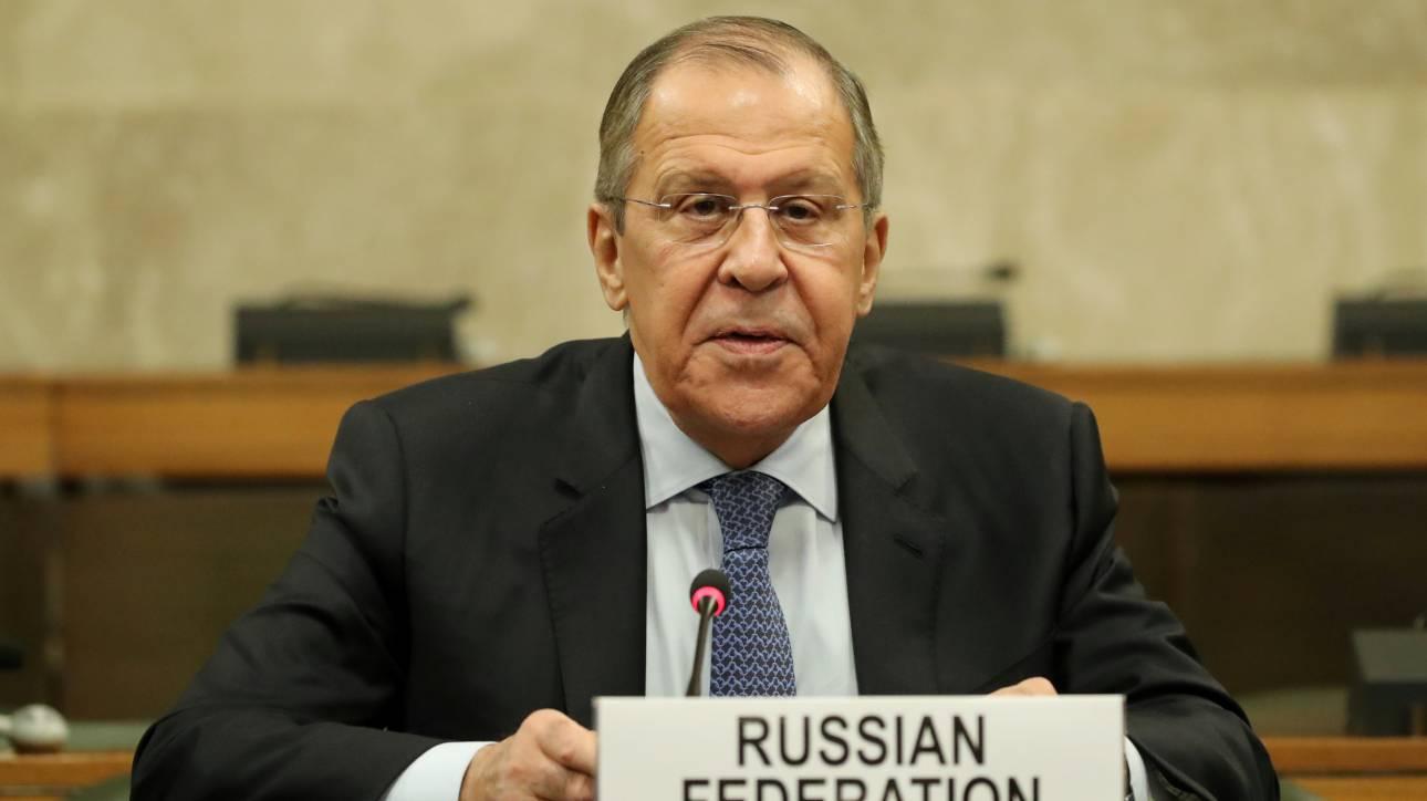 «Βρώμικοι χειρισμοί»: Επίθεση Μόσχας κατά ΗΠΑ για τη Συμφωνία των Πρεσπών
