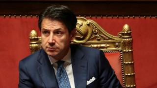 Ιταλία: Ψήφος εμπιστοσύνης της γερουσίας για τον κρατικό προϋπολογισμό