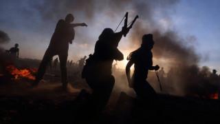 Τρεις Παλαιστίνιοι νεκροί από ισραηλινά πυρά στη Λωρίδα της Γάζας