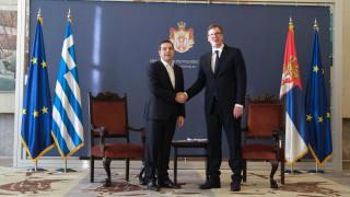 Σερβία: Ενέργεια, μεταφορές, εμπόριο και... Μουντιάλ στην ατζέντα της τετραμερούς