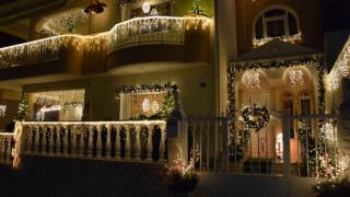 Κοζάνη: Το σπίτι - υπερπαραγωγή κλέβει τις εντυπώσεις και τα φετινά Χριστούγεννα