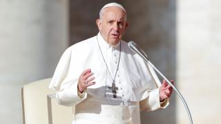 Το δώρο του Πάπα για τα Χριστούγεννα στους άστεγους της Ρώμης