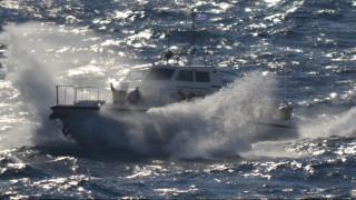 Σκάφος με 64 μετανάστες ανοιχτά της Κυπαρισσίας - Οδηγήθηκαν στο λιμάνι του Κατάκολου