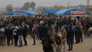 Τουρκία: 300.000 Σύροι επέστρεψαν στην πατρίδα τους μετά τις διασυνοριακές επιχειρήσεις μας