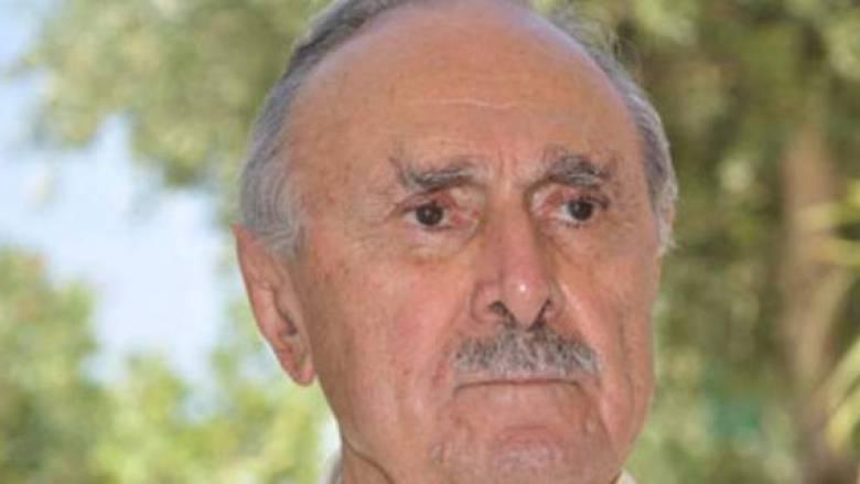 Πέθανε  ο οικονομολόγος-τραπεζίτης Μίνωας Ζομπανάκης