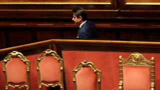 Ιταλία: Ψήφος εμπιστοσύνης από τη Γερουσία για τον προϋπολογισμό του 2019
