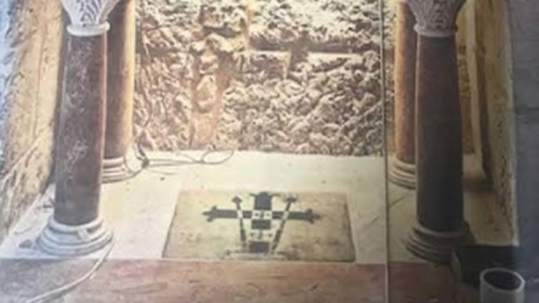 Αποκάλυψη: Αυτό είναι το κελί του Χριστού