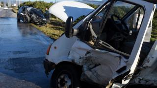 Σοβαρό τροχαίο με τρεις τραυματίες στο Άργος