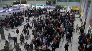 Βρετανία: Ελεύθεροι οι συλληφθέντες για τα drones στο αεροδρόμιο του Γκάτγουικ