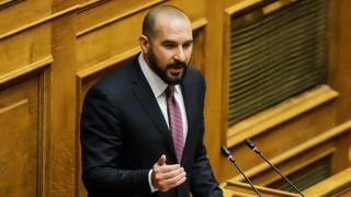 Τζανακόπουλος: Οι εκλογές στη λήξη της τετραετίας, άρα το φθινόπωρο