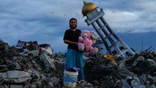 Ανασκόπηση 2018: Δέκα φωτογραφίες που συγκλόνισαν τον κόσμο