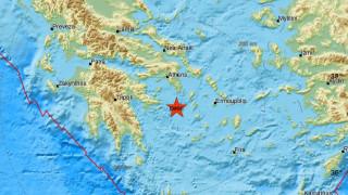 Σεισμός νότια της Αττικής - Αισθητός σε περιοχές της Αττικής (pics)
