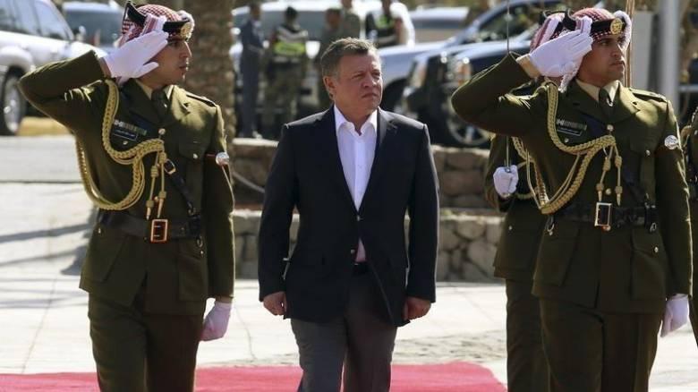 Γέφυρες προς τη Συρία ρίχνει ο βασιλιάς της Ιορδανίας