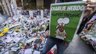 Η καυστική απάντηση του Charlie Hebdo στη σύλληψη του Γάλλου τζιχαντιστή