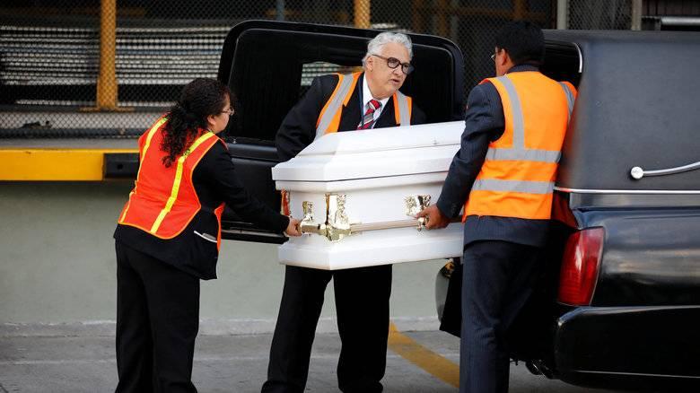 Επαναπατρίστηκε το πτώμα της μικρής μετανάστριας από τη Γουατεμάλα που πέθανε στις ΗΠΑ